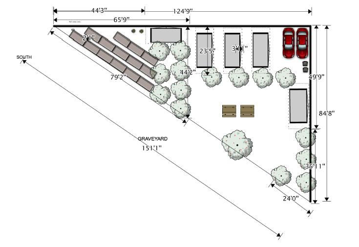 Draft lot layout June 2012