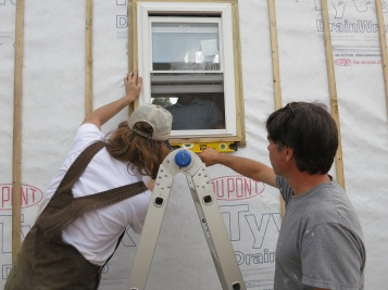 Setting windows