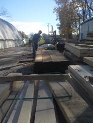 Hicksville sawmill