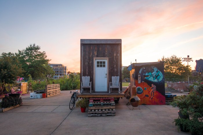 The Matchbox Tiny House