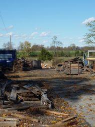 Hicksville Lumber Mill in Maryland