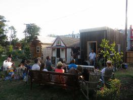 Tiny House concert