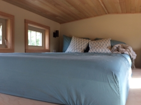 Many more spacious lofts in the newer tiny house designs
